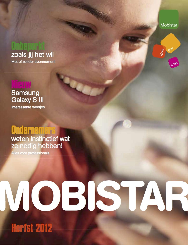 B2C magazine van het voormalige Mobistar, nu Orange. Redactie voor jonge klanten.