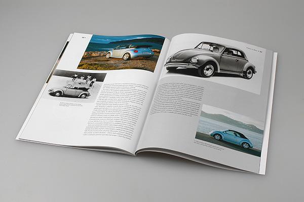 Volkswagen Magazine – B2C magazine voor klanten van het automerk. Binnenlandse reisreportages.
